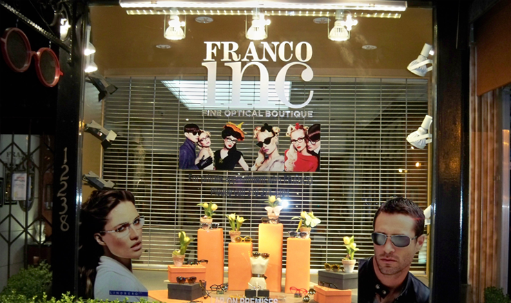 Franco Optical Center